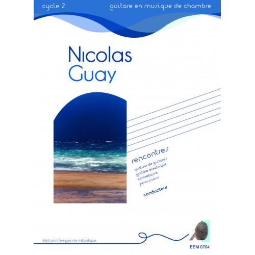 Nicolas Guay - Rencontres - Conducteur