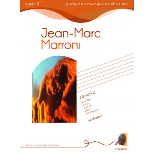 Jean-Marc Marroni - Senvilo