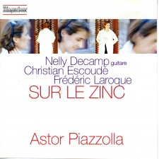 Nelly Decamp - Sur le zinc