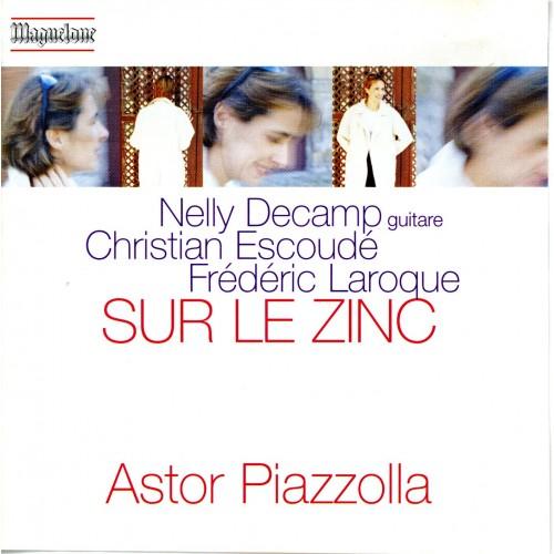 Nelly Decamp - Sur le zinc