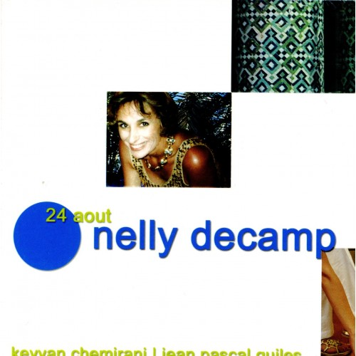 Nelly Decamp - 24 août