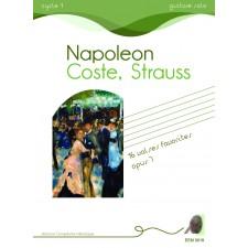 Napoleon Coste - 16 valses favorites opus 7