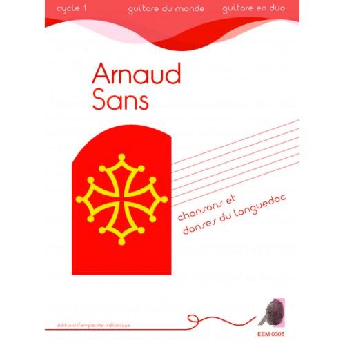 Arnaud Sans - Chants et danses du languedoc