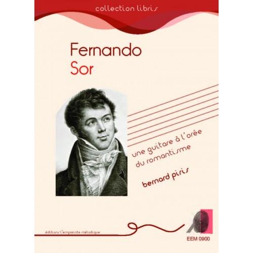 Bernard Piris - Une guitare à l'orée du romantisme