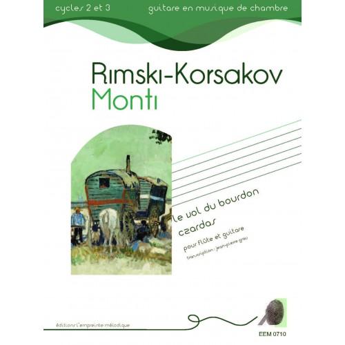 Rimski-Korsakov - le vol du bourdon / Monti- Czardas