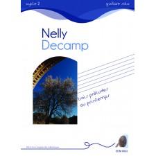 Nelly Decamp - trois préludes au printemps