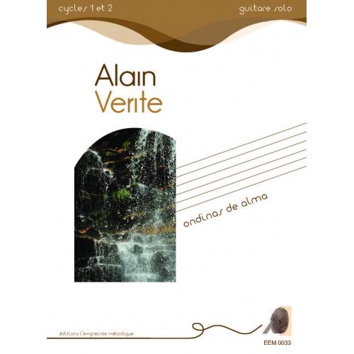 Alain Vérité - Ondinas de Alma