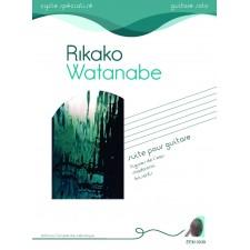 Rikako Watanabe - Suite pour guitare