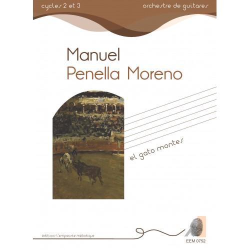 Manuel Penella Moreno - El Gato Montes