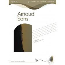 Arnaud Sans - Ugenac