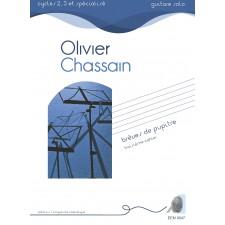 Olivier Chassain - Brèves de pupitre - troisième cahier