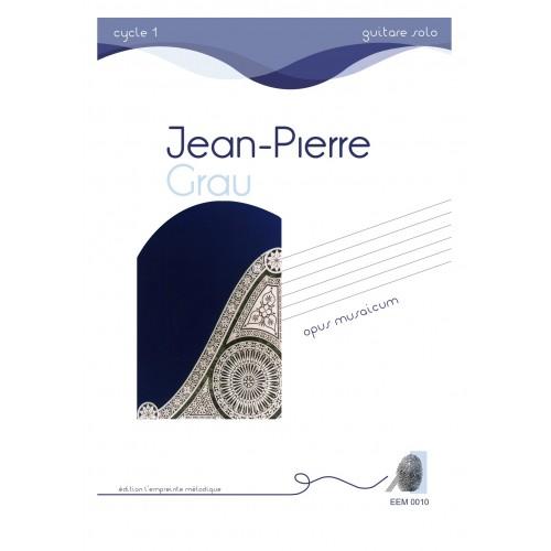 Jean-Pierre Grau - Opus musaicum