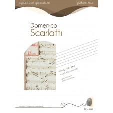 Domenico Scarlatti - cinq Sonates
