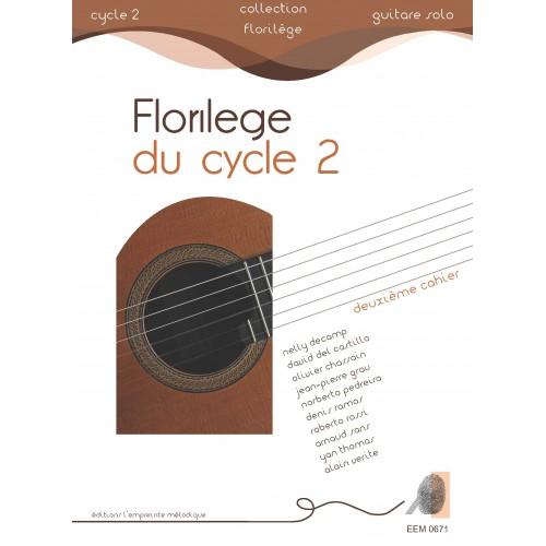 Florilège du cycle 2 - deuxième cahier