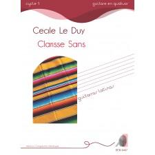 Cécile Lê Duy Clarisse Sans - Guitarras Latinas