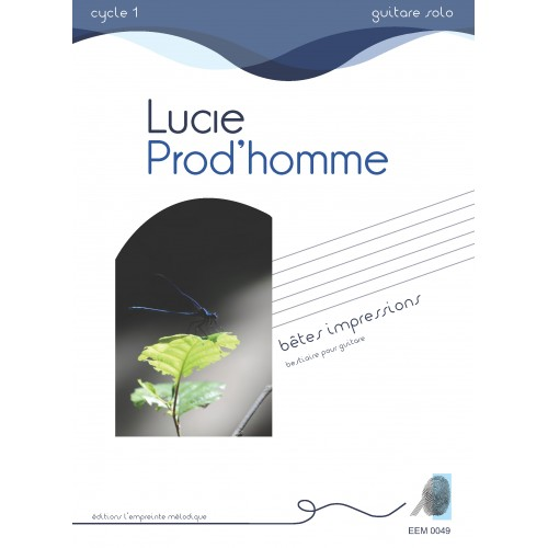 Lucie Prod'homme - bêtes impressions