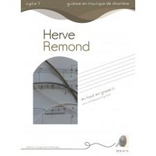 Hervé Remond- du haut en grave(s)