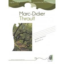 Marc-Didier Thirault - quatre chemins à violoncelle
