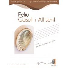 Feliu Gasull i Altisent - suite per a violoncel i guitarra
