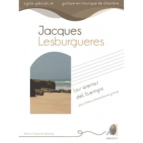 Jacques Lesburgueres - Los arenas del tiempo