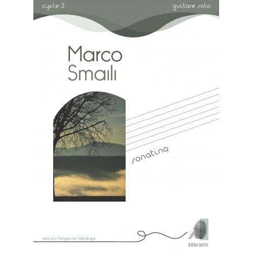 Marco Smaili - Sonatina