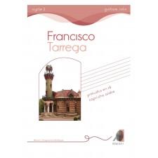 Francisco Tarrega - Préludio en ré, Capricho arabe