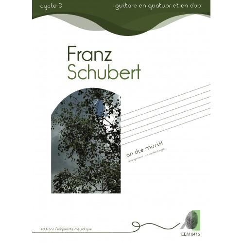 Franz Shubert - An die musik