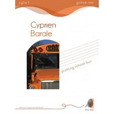 Cyprien Barale - Picking school bus