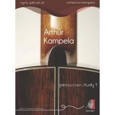 Arthur Kampela - Percussion Study I