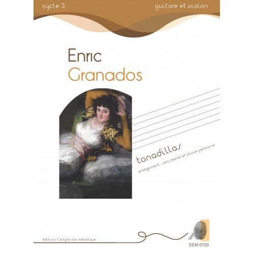 Enric Granados - Tonadillas