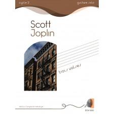 Scott Joplin - Trois valses