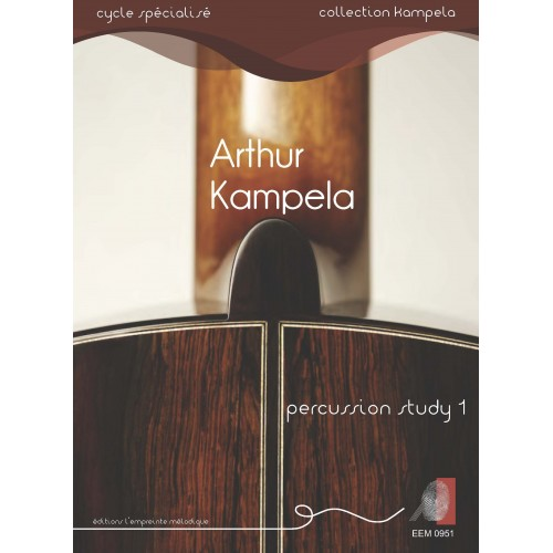 Arthur Kampela - Percussion Study I PDF