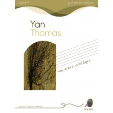 Yan Thomas - La valse aux sortilèges