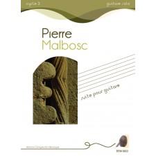 Pierre Malbosc - Suite pour guitare