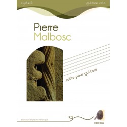 Pierre Malbosc - Suite pour...
