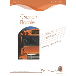 Cyprien Barale - Picking...