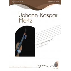 Johann Kaspar Mertz - Trois...