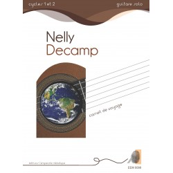 Nelly Decamp - Carnet de...