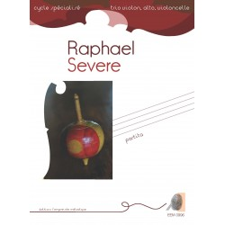 Raphaël Sévère - Partita
