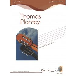 Thomas Plantey - Six cordes...