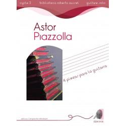 Astor Piazzolla - 4 piezas...