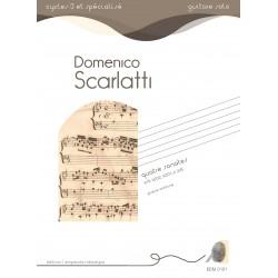 Domenico Scarlatti - Quatre...