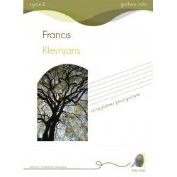 Francis Kleynjans - Cinq...