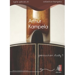 Arthur Kampela - Percussion...