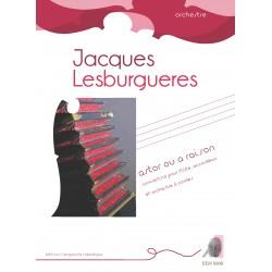Jacques Lesburgueres -...
