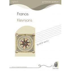 Francis Kleynjans - Quatre...