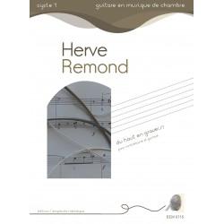 Hervé Remond- du haut en...