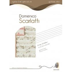 Domenico Scarlatti - cinq...