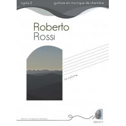 Roberto Rossi - La Coûme