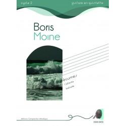 Boris Moine - Ecumes